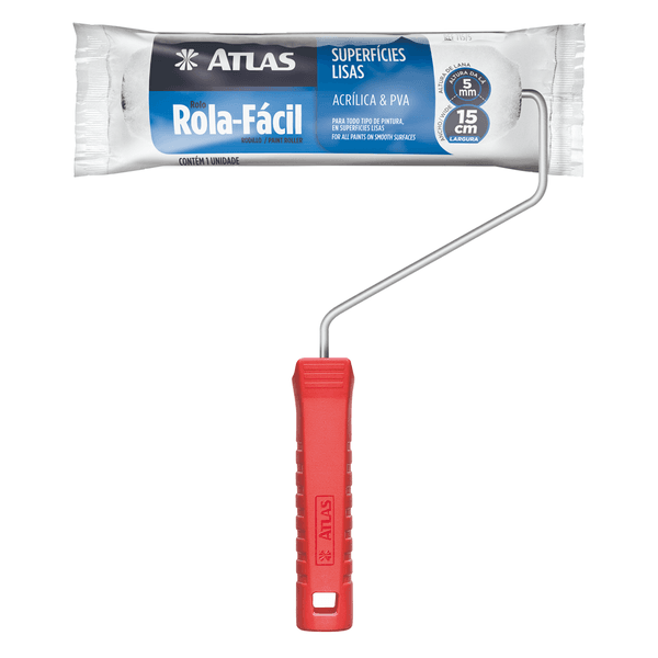 ROLO LA ROLA FACIL 15 CM ATLAS