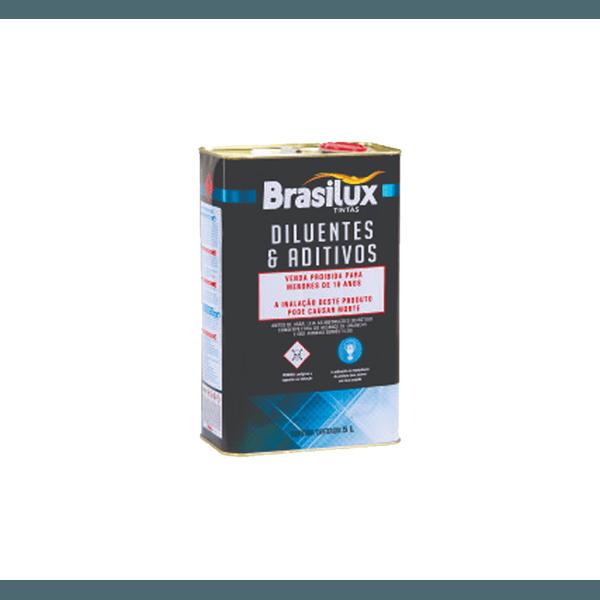 THINNER USO GERAL 4016 18L BRASILUX