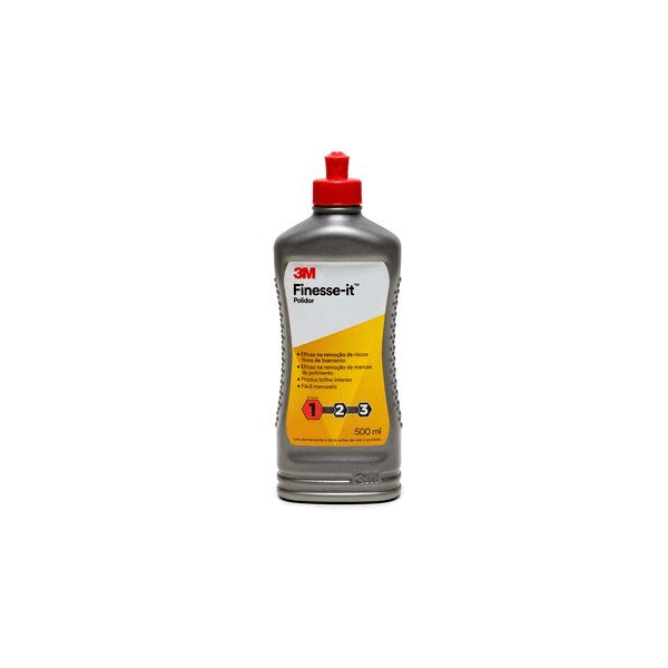 POLIDOR FINO FINESSE-IT BR 500ML 3M