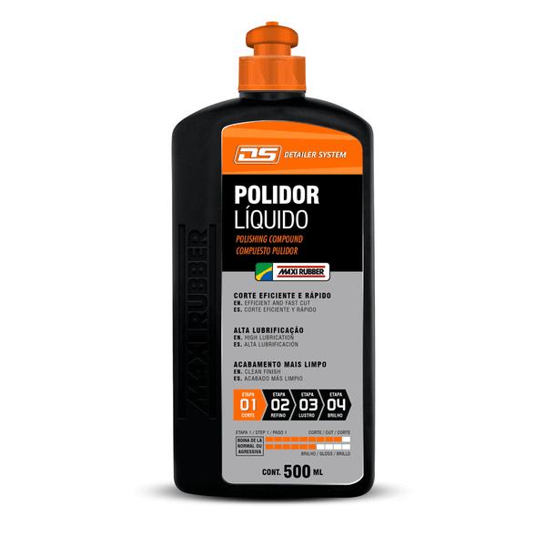 LIQUIDO POLIDOR 500 ML MAXI RUBBER
