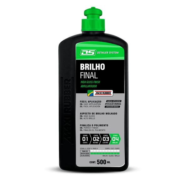 BRILHO FINAL 50 ML MAXI RUBBER
