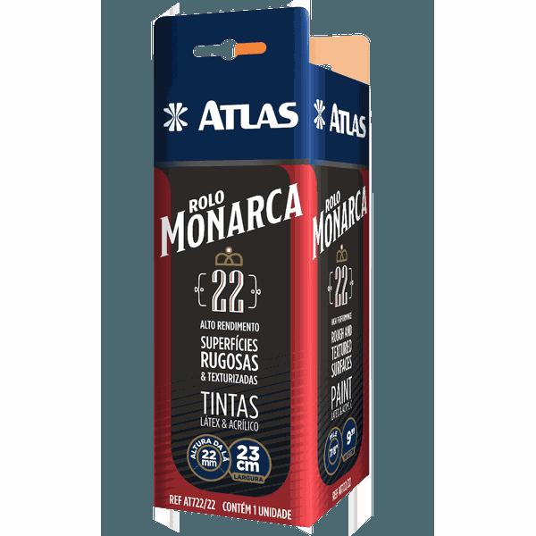 ROLO LA SINTETICA MONARCA 22MM 23CM ATLAS