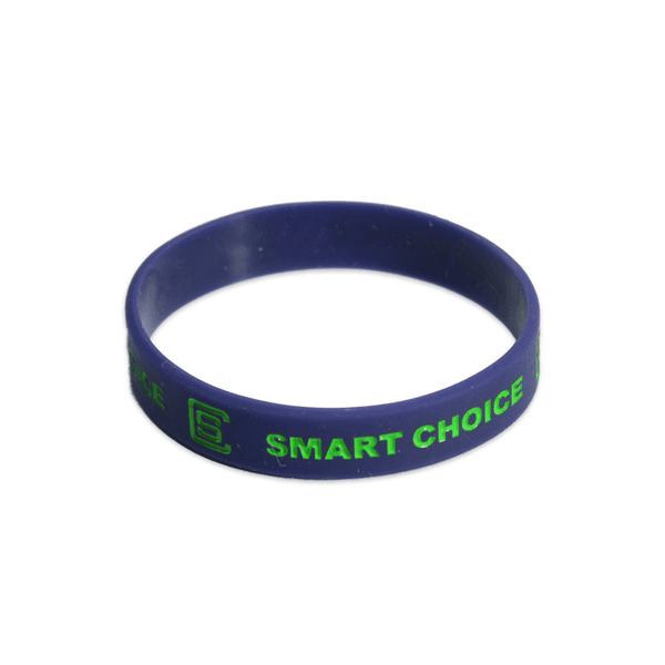 Pulseira Smart Choice Roxa E Verde