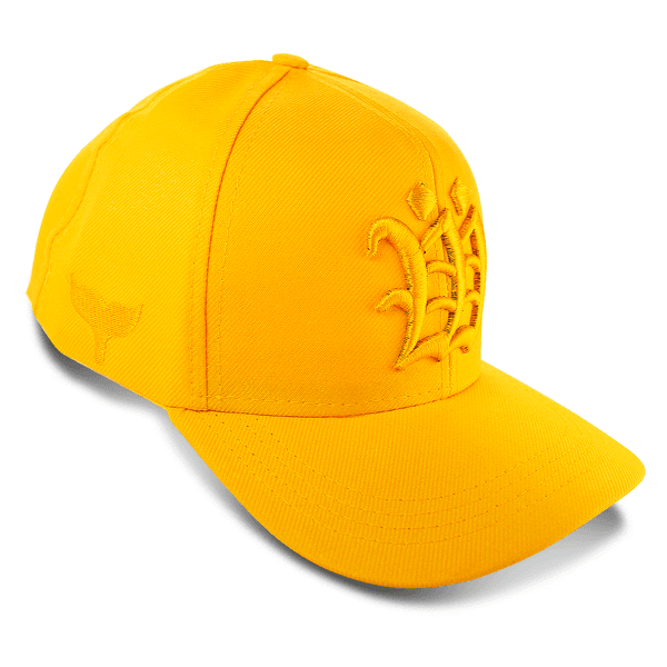 Boné Walfänger Amarelo