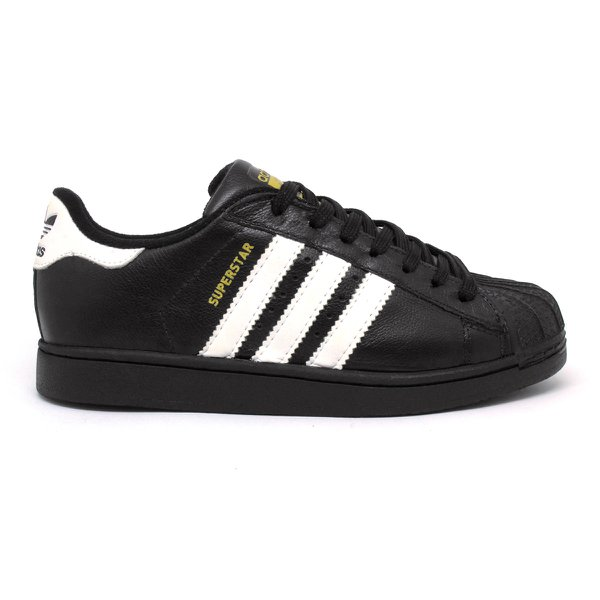 a6f9b7230 Tênis Adidas Superstar Feminino - Preto-Branco | ACT BOOTS
