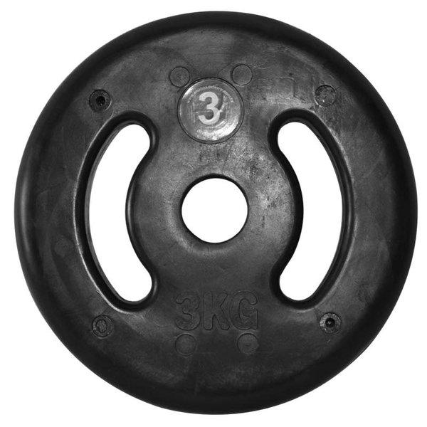 Anilha Injetada 3 kg
