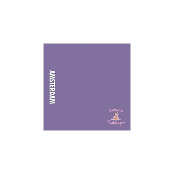 PAPEL COLOR PLUS - AMSTERDAM ( ROXO) - A3 - 1 FOLHA