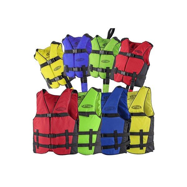 7eee9976c Colete Salva-Vidas Ativa Canoa 100 kg