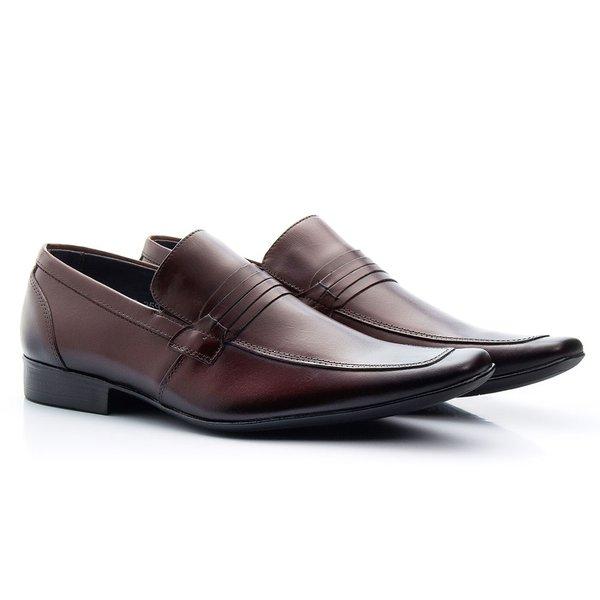 2cd66c326 Sapato social masculino couro legítimo clássico   BIGIONI