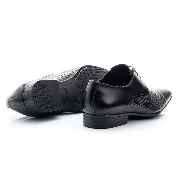 8462206589278 sapato social masculino couro legítimo de amarrar | BIGIONI