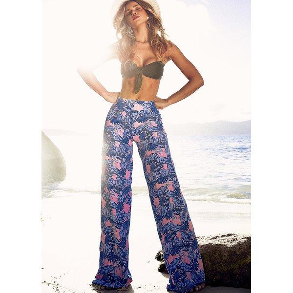 Kit Sonhos Conjunto Top Malibu + Calça Pantalona