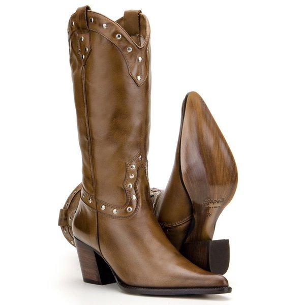 Bota Country Feminina Texana 3061 PINHÃO