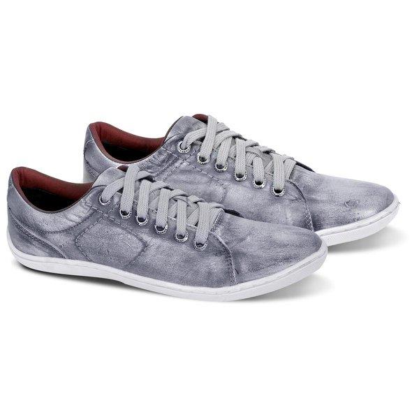 Sapato Masculino Feito em Couro BM BRASIL 770/04 Testone Jeans