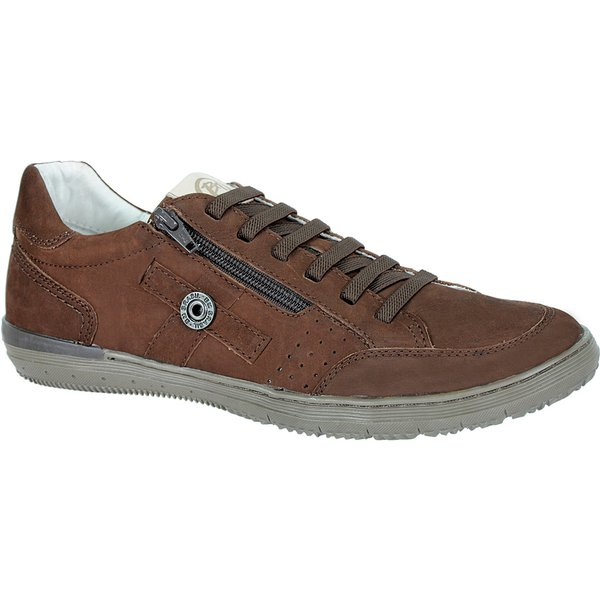 Sapatos Casual Taurus Bmbrasil 865/04 Café