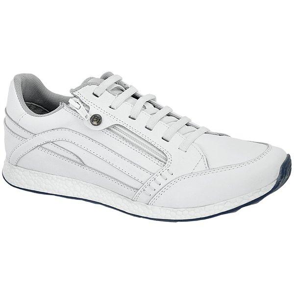 Sapatenis Masculino Jogger 2800/01 Branco