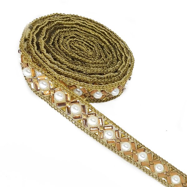 Tira Chanel - Gold, Base Silicone.