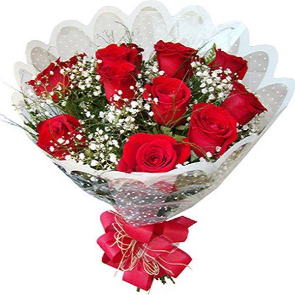 Buque 12 Rosas Importadas