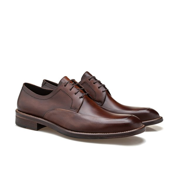 SAPATO MASCULINO DERBY ANDREWS WHISKY