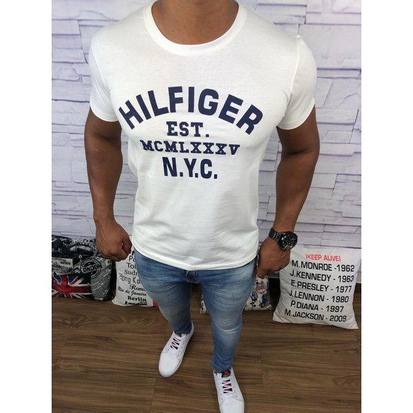 Camiseta Tommy Hilfiger - Branca