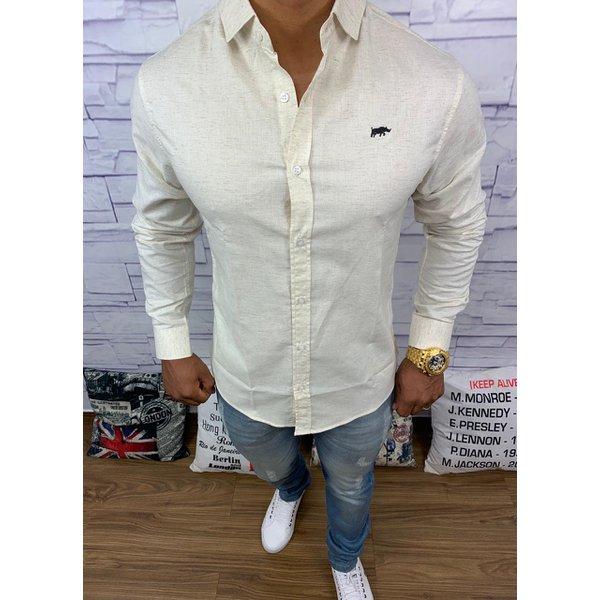 Camisa Manga Longa - DGraud Plus Size