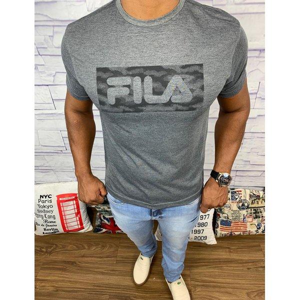 Camiseta Fila Cinza