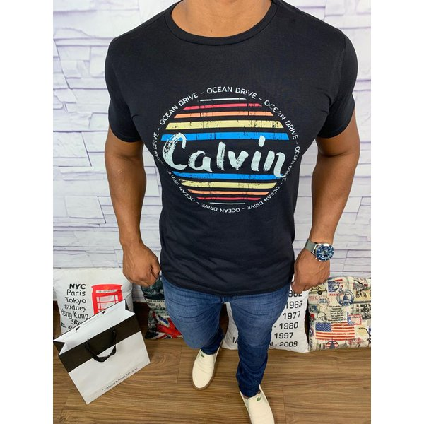 21998a2fb Camiseta Calvin Klein | Out in Store