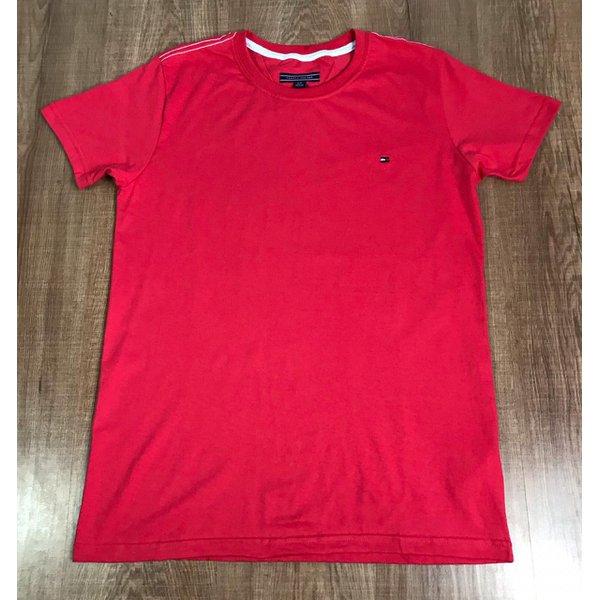 Camiseta Tommy Hilfiger Vermelha