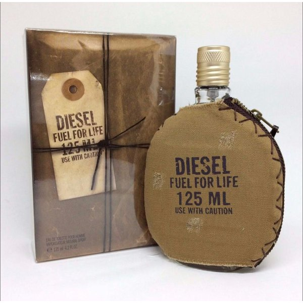 Perfume Diesel Fuel For Life - 125ml