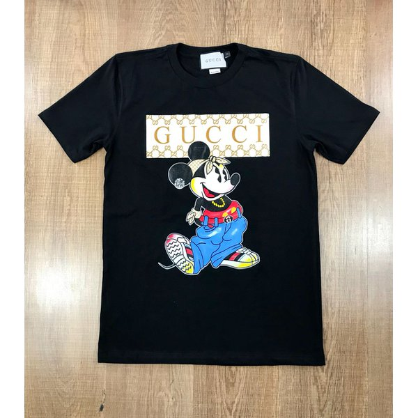 fa1aa900d Camiseta Gucci | Out in Store