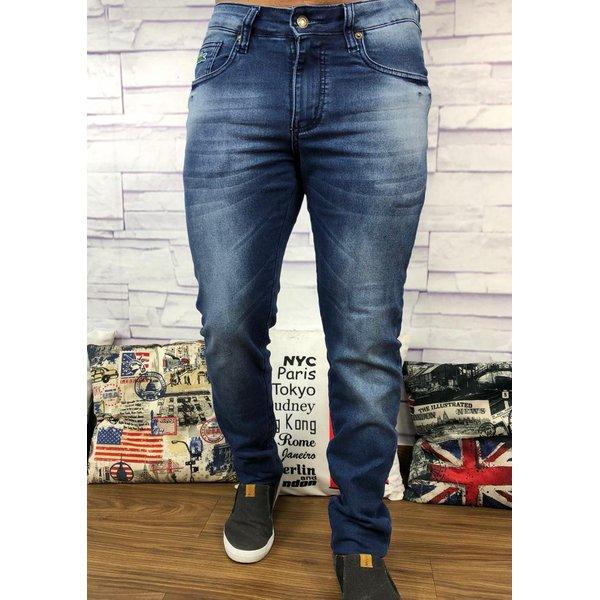 62d9aeb8ef9f5 Calça Jeans Lacoste