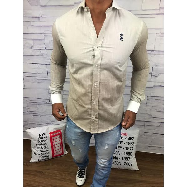 Camisa Sergio K - Manga Longa