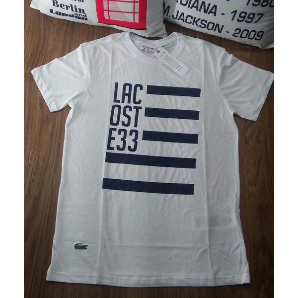 Camiseta Lacoste Emborrachada