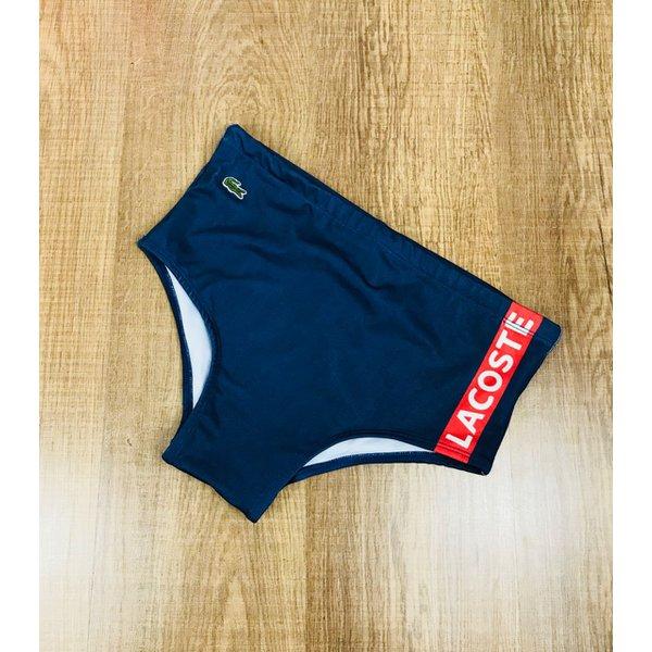 211caab07 Sunga Lacoste - azul marinho | VSTORE OUTLET