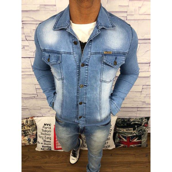 Jaqueta Jeans Diesel