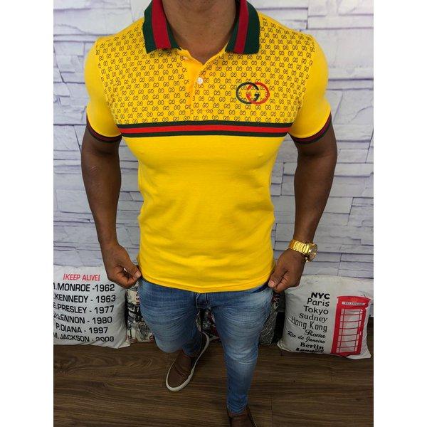 Polo Gucci - Amarela