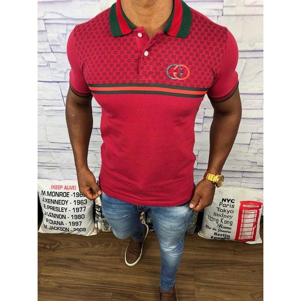 Polo Gucci - Vermelha