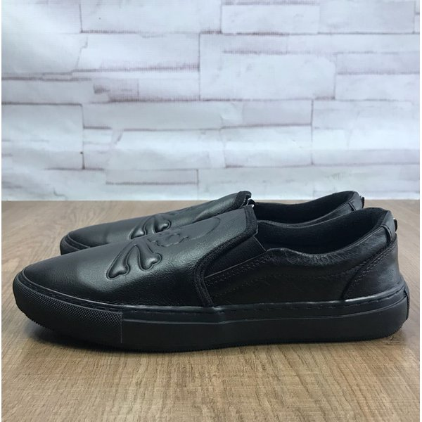 Sapatênis Slip-On - Philipp Plein