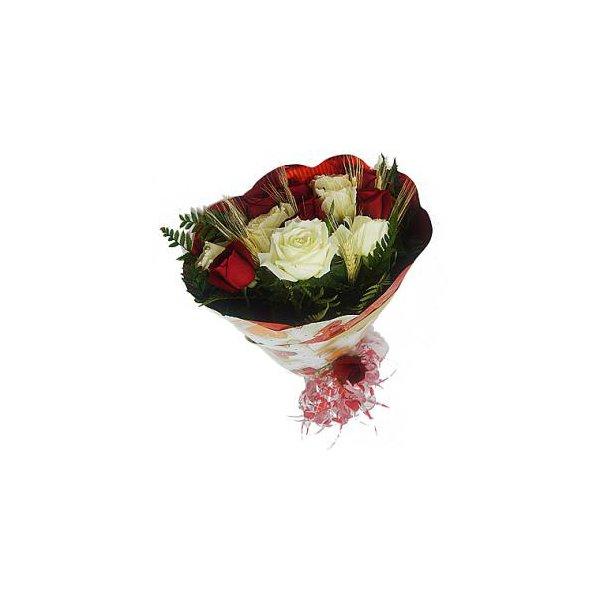 Buquê 9 Rosas