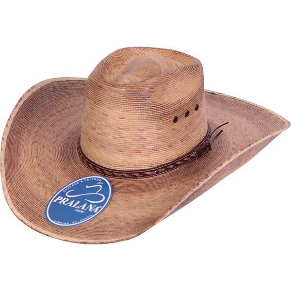 Chapéu Pralana Denver Estonado Aba 12