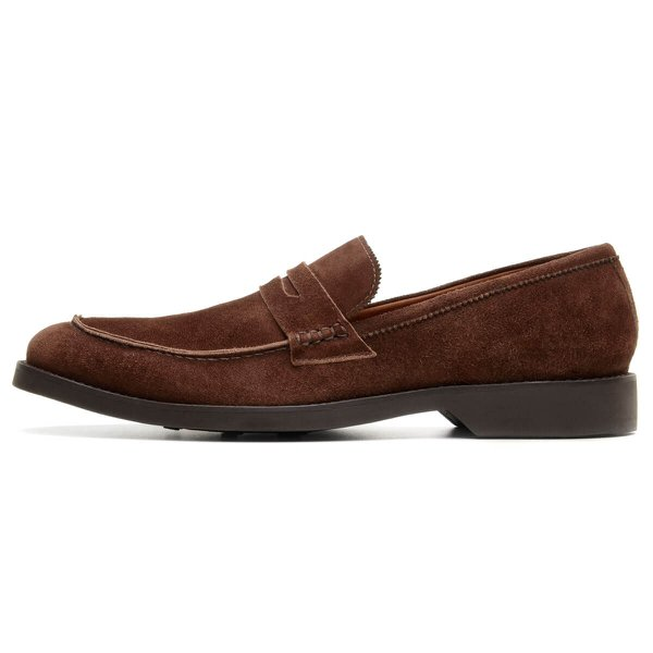 SAPATO CASUAL MASCULINO LOAFER CNS WESTON CAFÉ
