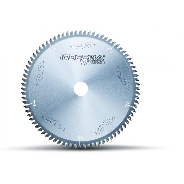Lamina de Serra Circular com Widea 200 mm x 36 Dentes INDFEMA 802002
