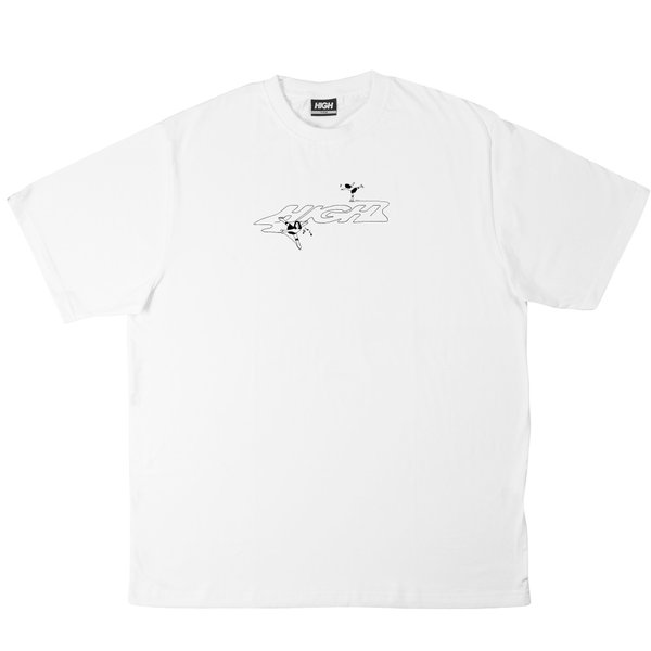 CAMISETA HIGH TEE ICE MOVES WHITE