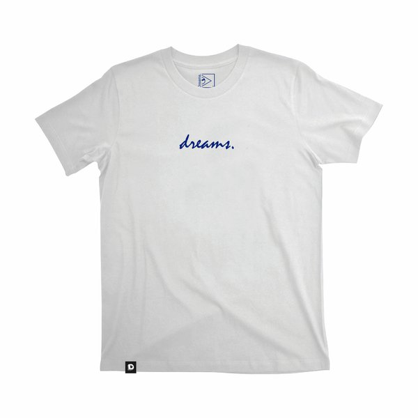 CAMISETA DREAMS MISTRAL BRANCA