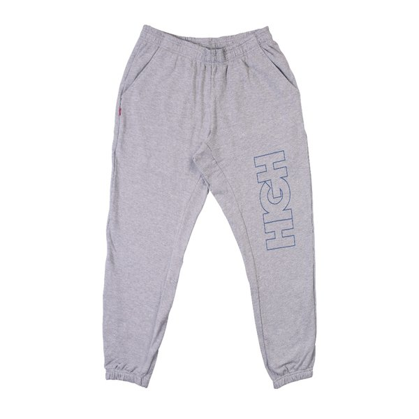 SWEATPANTS HIGH OUTLINE GREY