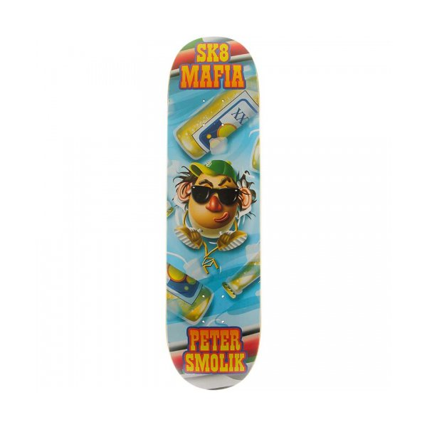 SHAPE SK8MAFIA TOU UP PETER SMOLIK 8.0