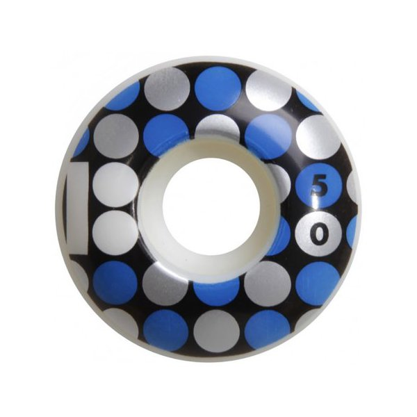 RODA PLAN B WHEELS DOTS 50MM