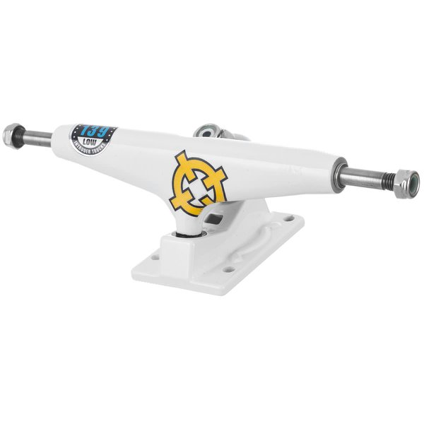 TRUCK INTRUDER HOLLOW PRO SÉRIES WITHE LOW 139MM