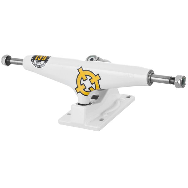 TRUCK INTRUDER HOLLOW PRO SÉRIES WITHE MID 139MM Copia