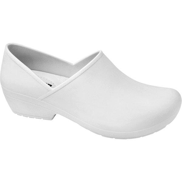Sapato Ocupacional feminino Branco - Susy