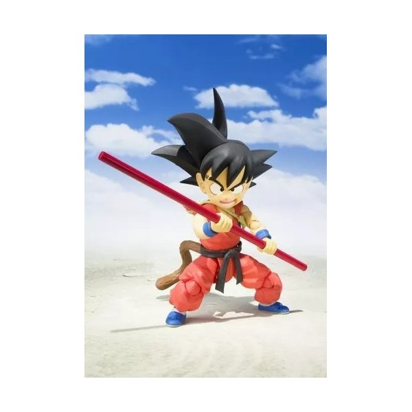 DRAGON BALL: KID GOKU S.H. FIGUARTS